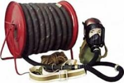 Противогаз шланговый ПШ-1Б  с маской ППМ