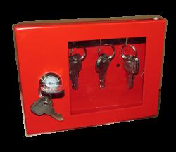 Ключница для 3 ключей