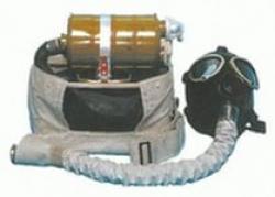 Изолирующий противогаз ИП-4МК с РП-7Б