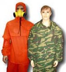 Пожарный костюм добровольца ПКД