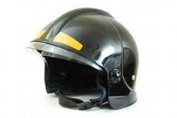 Шлем пожарного ШПМ-С чёрная
