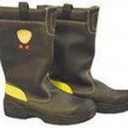 Сапоги кожаные для пожарного JALAS FIRE