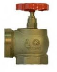 КПЛМ 65-1 латунный 90° муфта - цапка