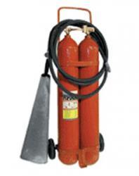 Огнетушитель углекислотный ОУ-20