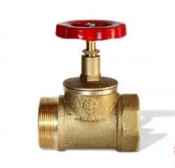 Клапан пожарный 15Б3Р муфта-цапка