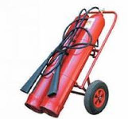 Огнетушитель углекислотный ОУ-50