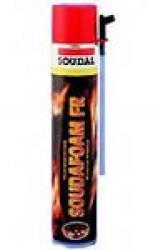 Пена монтажная огнестойкая пистолетная Soudafoam 1K FR (750 мл)